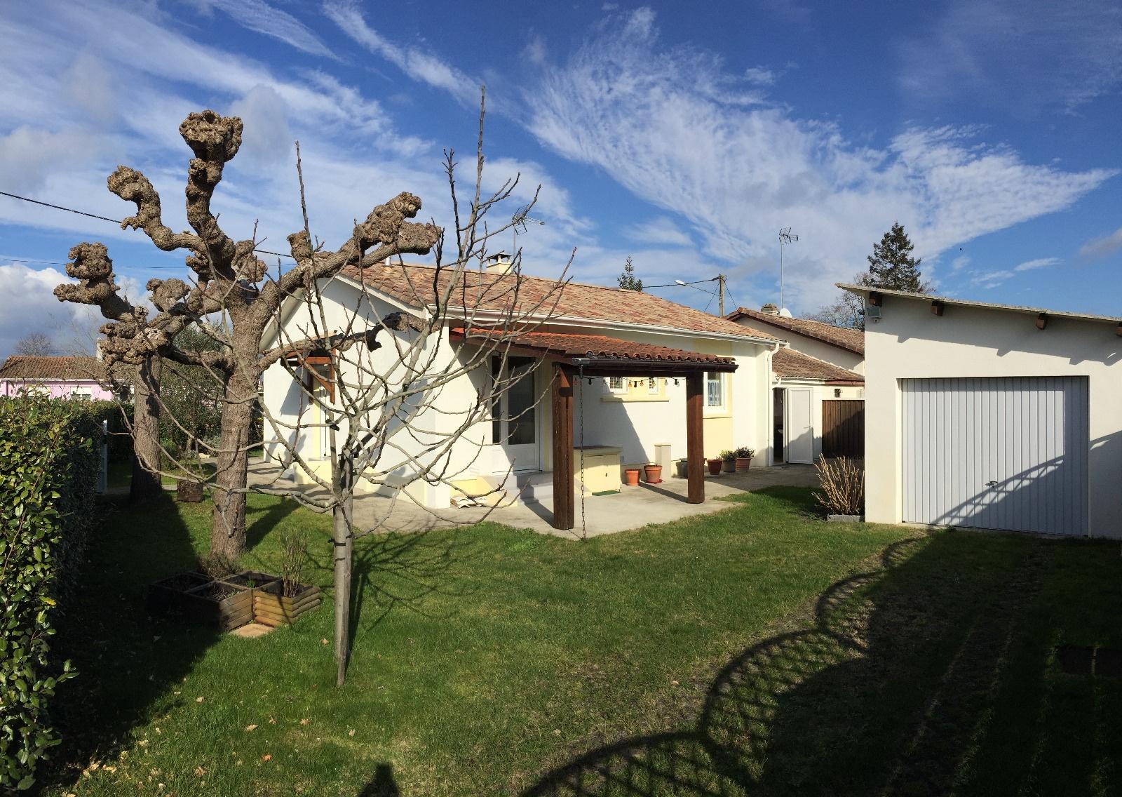 Vente immobilière ares